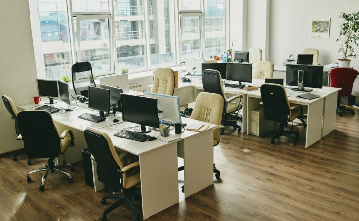 Office space for sale and rent